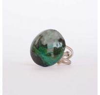 CHRYSOCOLLE BAGUE 1